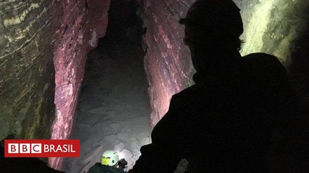 Cavernas da idade do gelo são encontradas nos subterrâneos de Montreal https://t.co/fKvMlrMYPI