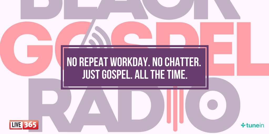 Black Gospel Radio on Twitter:
