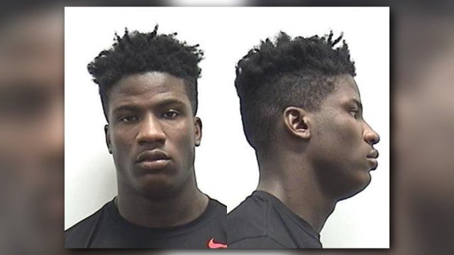 Here's the reason why the latest #UGA football player was arrested https://t.co/4Jr6MFMNN3 #11Alive