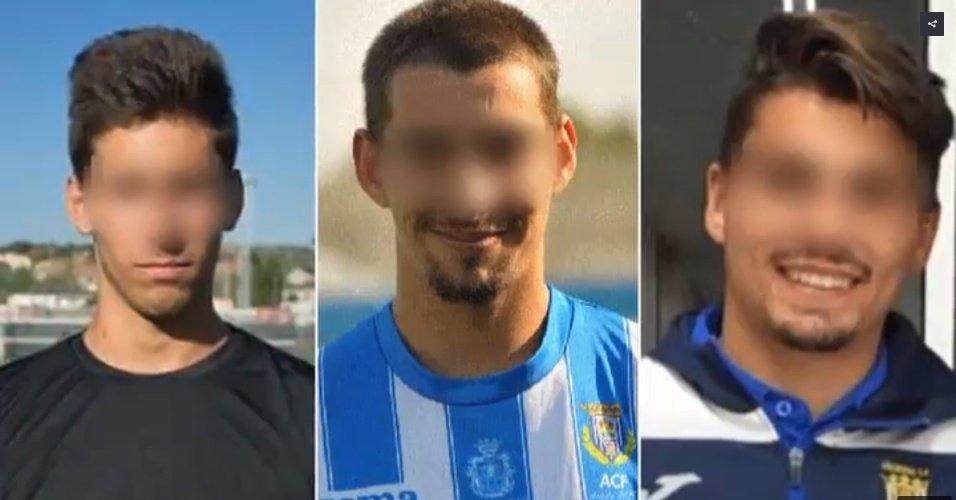Polícia espanhola prende três jogadores acusados de estuprar menor de idade https://t.co/shf8HShI6o