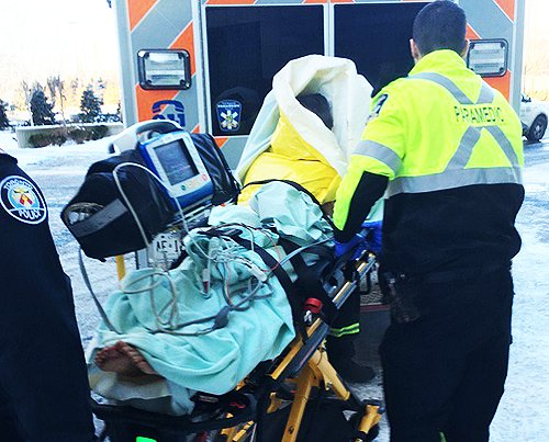 BREAKING: Baby stabbed, rushed to Toronto hospital https://t.co/cJ4ZCvvsoo