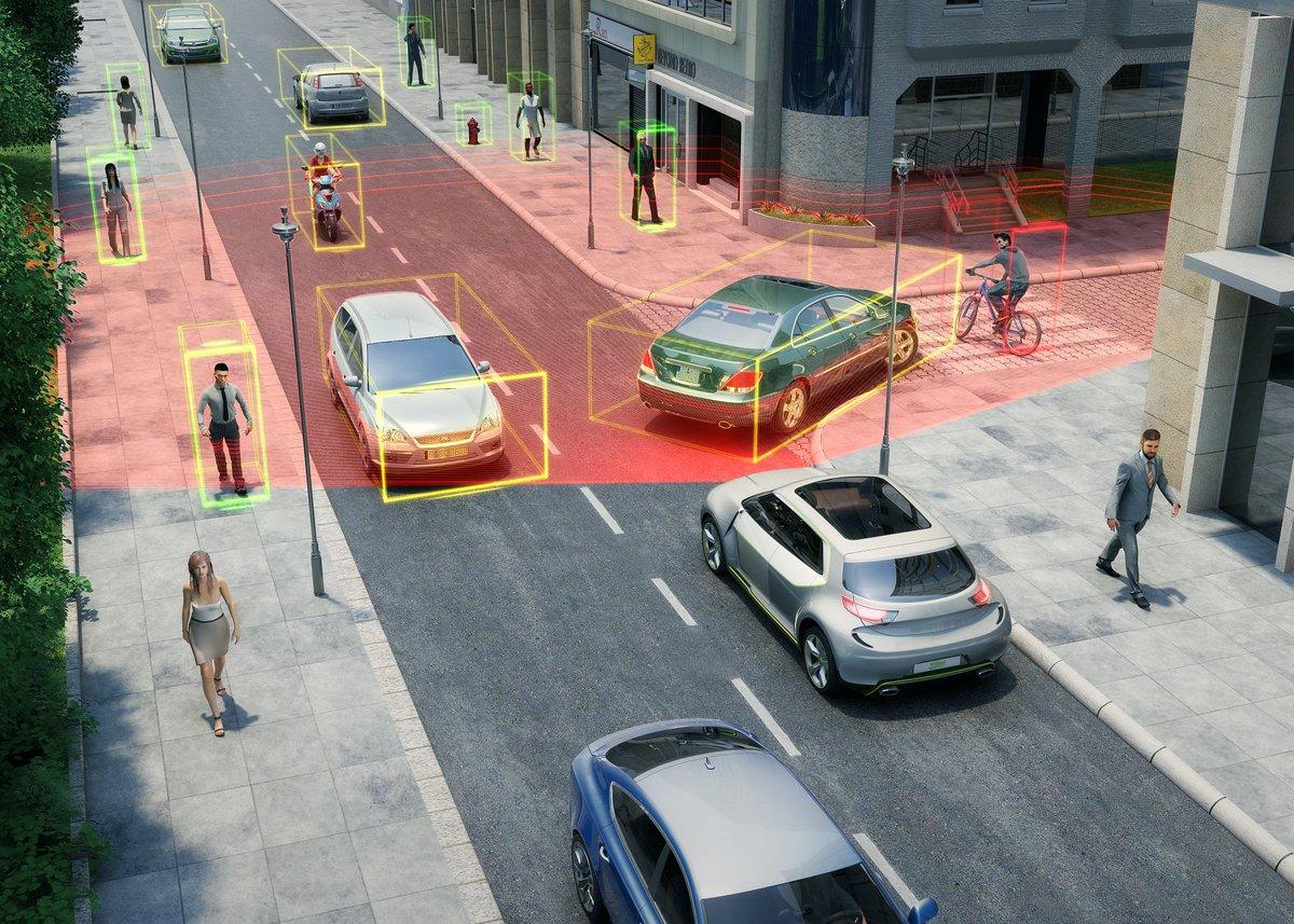 The Car Group >> Valeo Group Twitterissa In An Autonomous Car Sensors Such