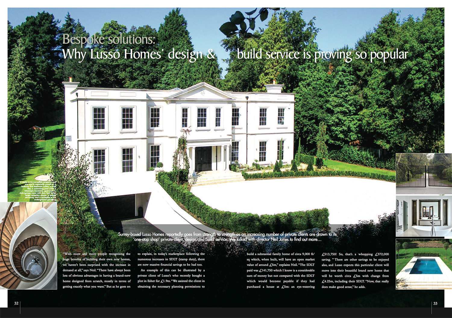 Lusso Homes on Twitter: \