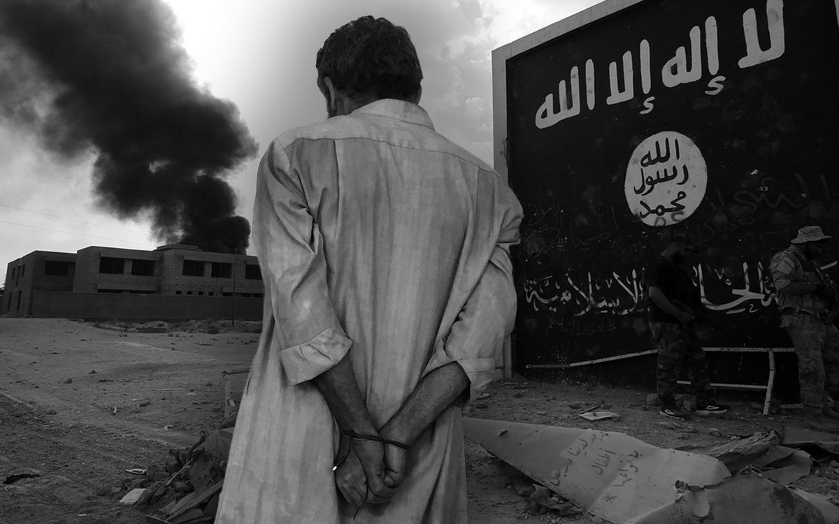 For captured ISIS fighters in Iraq, justice is swift and conviction certain https://t.co/mjawYwzf16 by @beatnikjourno
