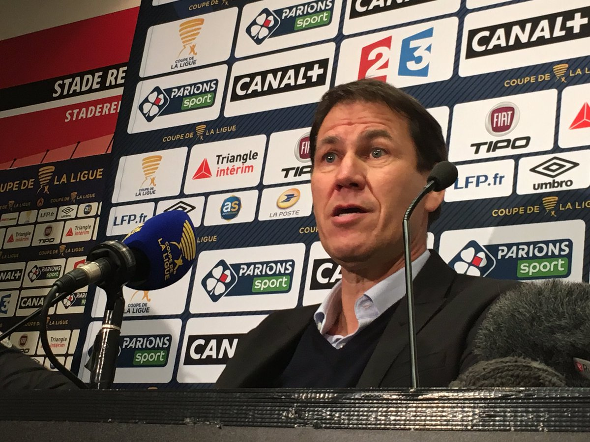 #FBsport Rudi Garcia 'on est éliminé d'un match qu'on a gagné' #OM