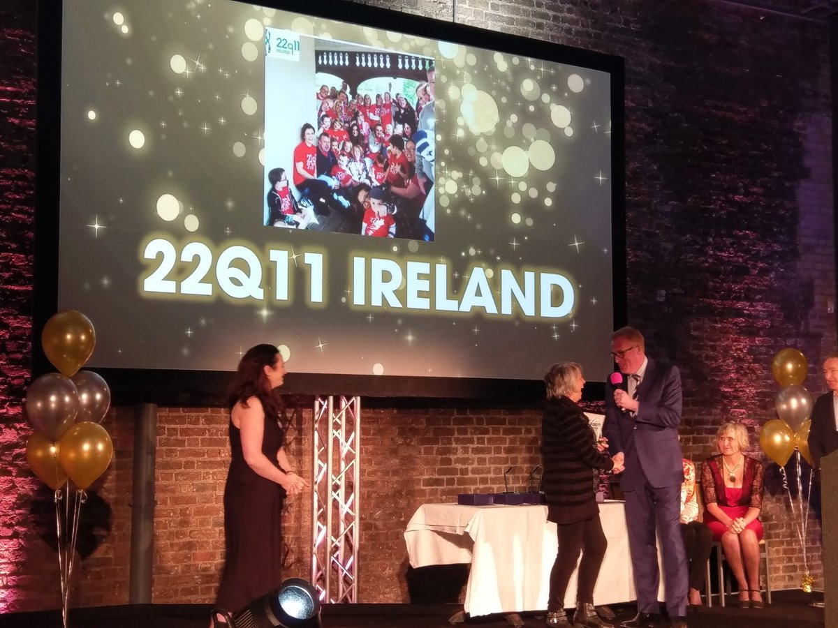 We have our first winner @22Q11_Ireland...