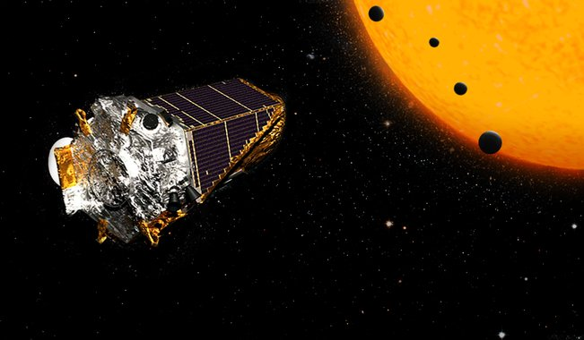 NASA and Google to reveal mysterious new finding from Kepler Space Telescope tomorrow. https://t.co/4XUZeuhkHr