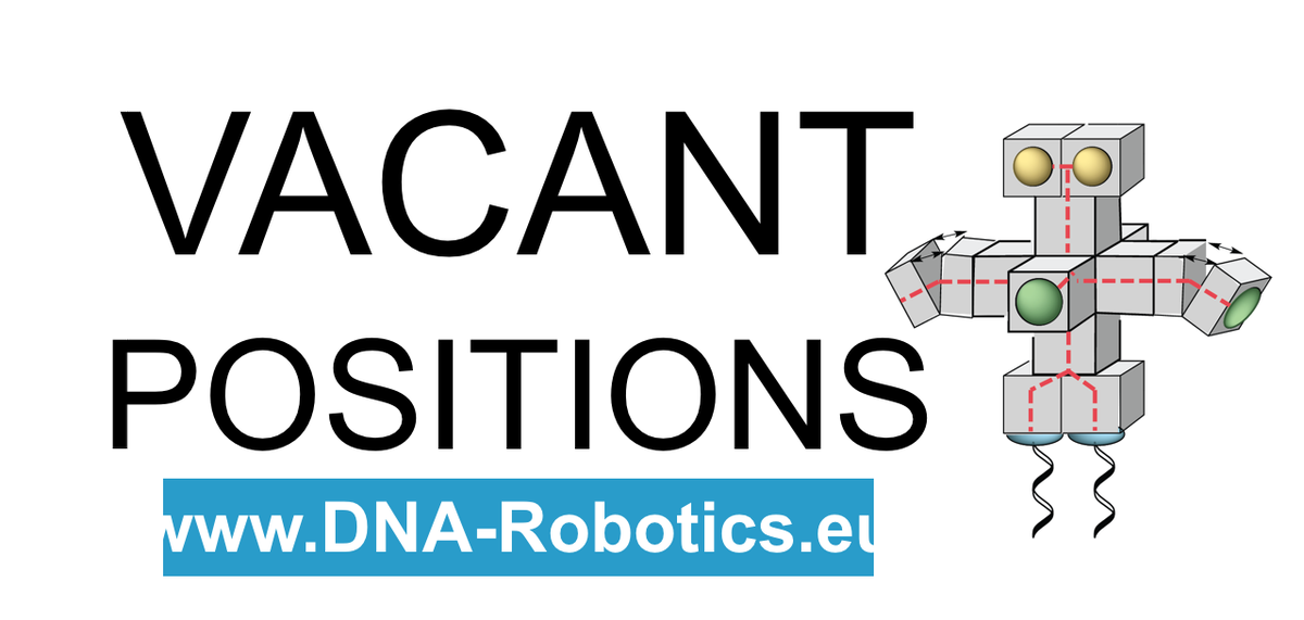 Dna Robotics On Twitter The Calls For Several Of The 15 Early