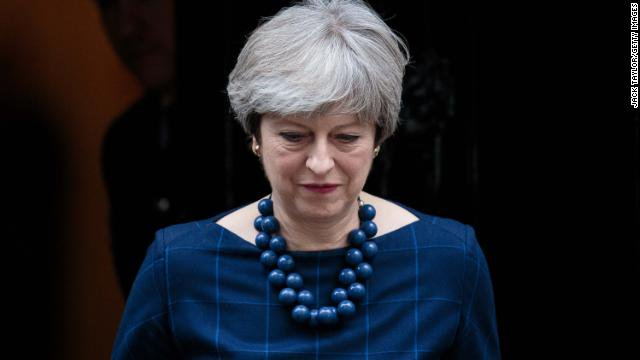 British Prime Minister Theresa May loses key Brexit vote as amendment requiring final Parliament approval passes 309-305 https://t.co/OB8jFAmlt3