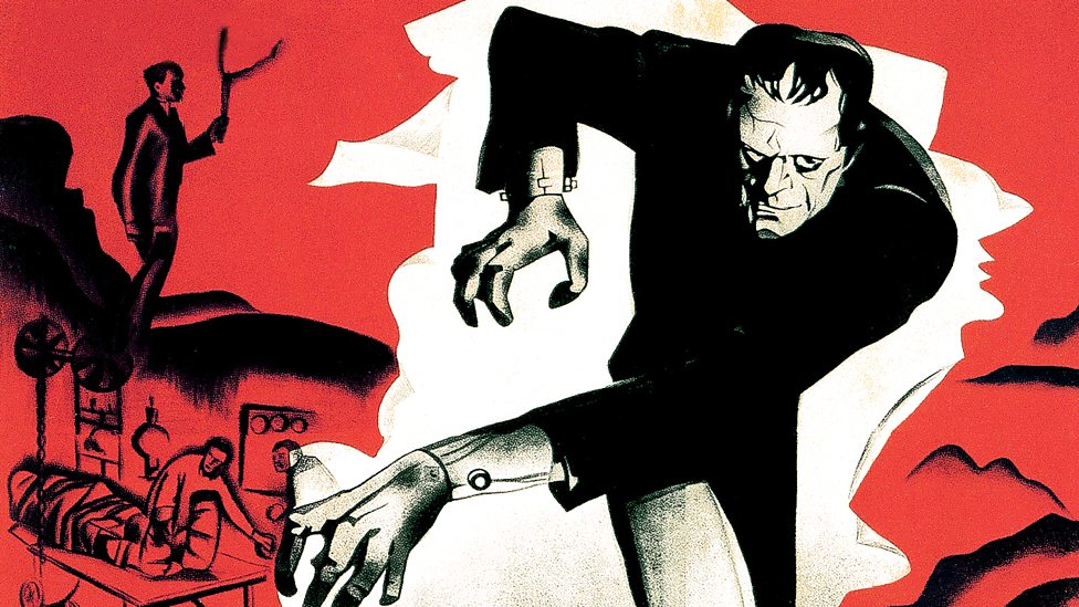 frankenstein and the epistolary novel form Written in the form of an epistolary novel, or story told through letters, frankenstein is also a frame narrative, beginning and ending in roughly the same time and place, in the arctic aboard.