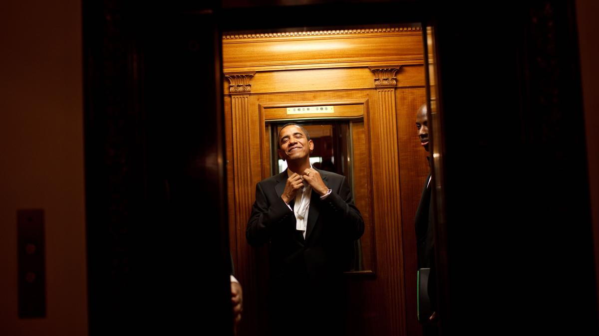 Barack Obama's Photographer Talks About Life in the White House https://t.co/GJNF8eX6Q6