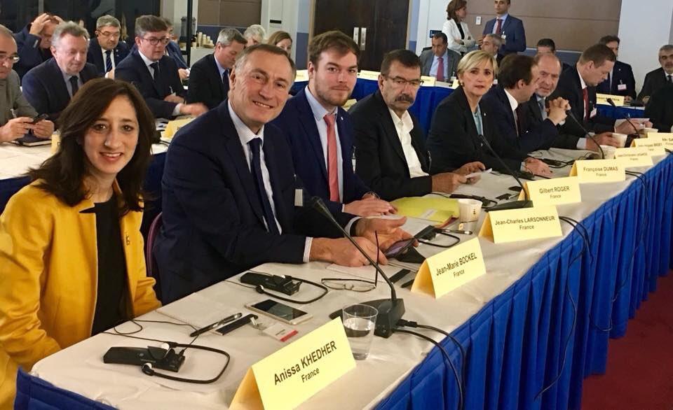 À #Washington pour une session de l'Assemblée parlementaire de l'OTAN. Au menu, des échanges nourris sur la Russie, la Chine, Jérusalem, les relations transatlantiques et les débuts de l'administration Trump. #nato #OTAN #diplomatiepic.twitter.com/Rvvl1CTHGp