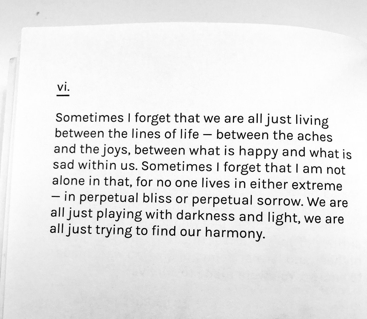 """""""We are all just trying to find our harmony..."""" https://t.co/QbFcECY56H"""