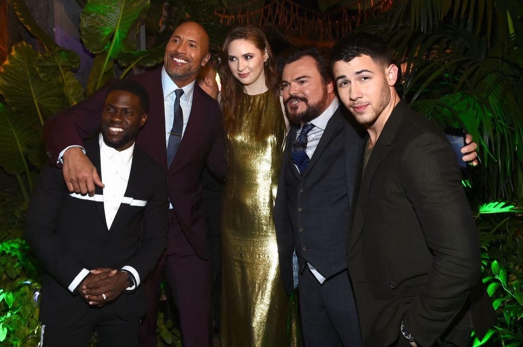 #Jumanji, #PitchPerfect3, and more Hollywood red carpets and parties (PHOTOS) https://t.co/9jr82HG7iT