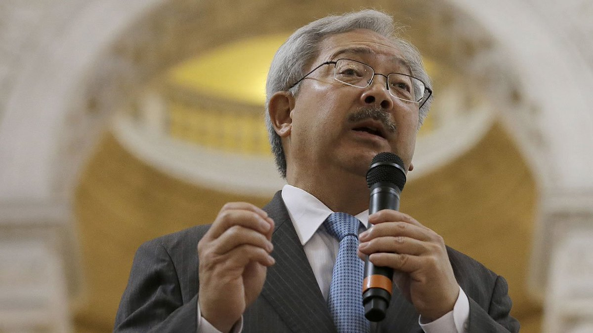 #BREAKING: Memorials announced for #SanFrancisco Mayor #EdLee.  https://t.co/Kb1pCcFYCk