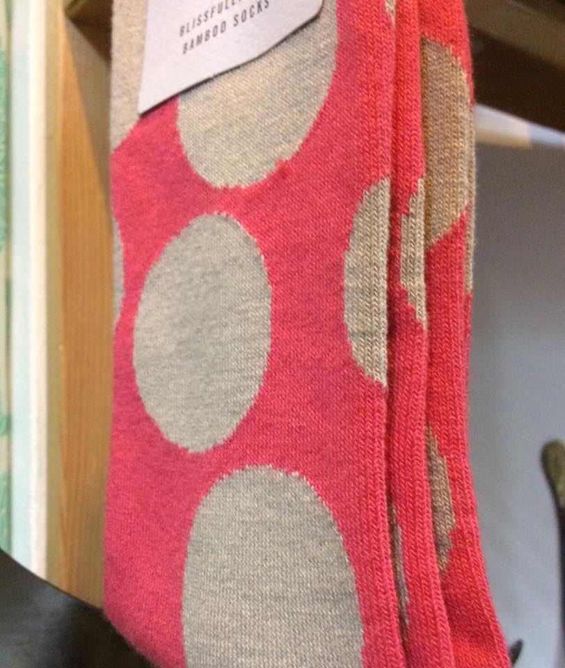 test Twitter Media - Our order of lovely bamboo socks has just arrived!  Now priced and on the shelves. https://t.co/Qhf11W3wFY
