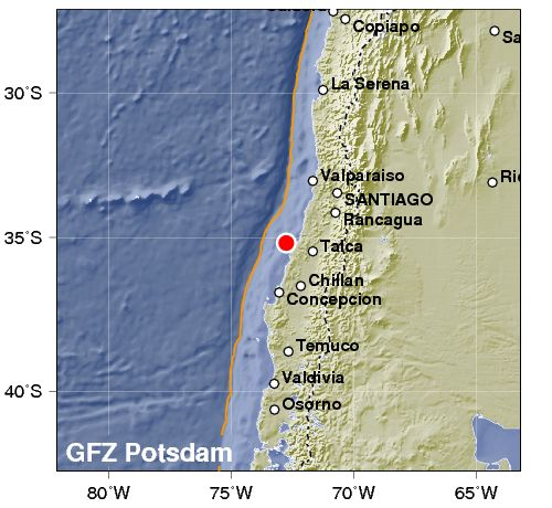 #SISMO  M 4.6, Near Coast of Central Chile https://t.co/Ki1Wr1LBr7 #earthquake #quake #jishin