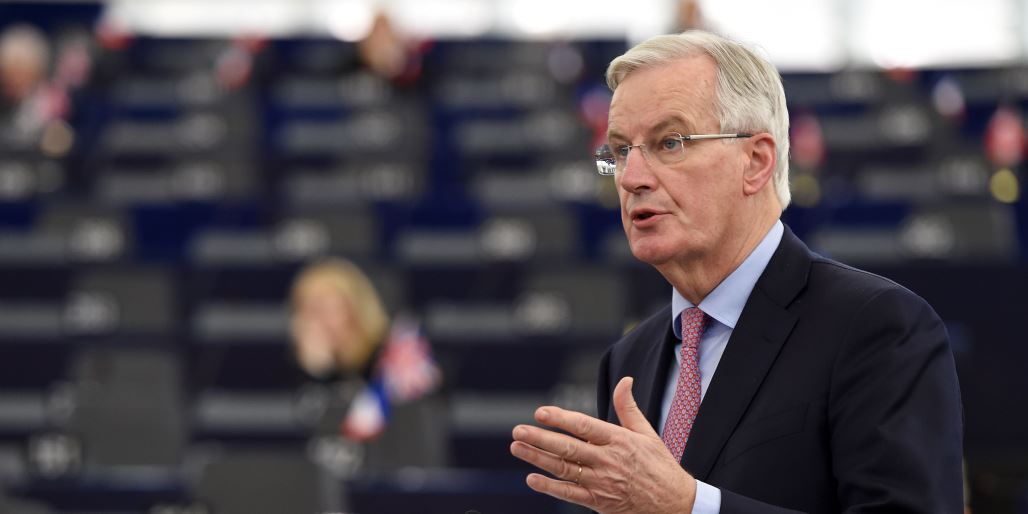 Conditions have been met for Brexit talks to move forward, Michel Barnier says https://t.co/7TNf5Bn336