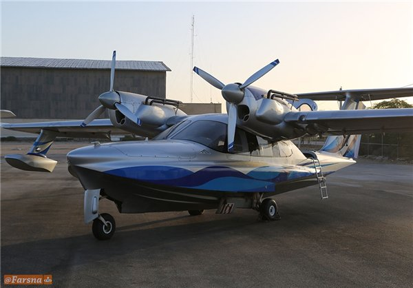 ايران تتسلم طائرات AeroVolga LA-8 الروسيه  DQ8I-xQXcAIwcX5