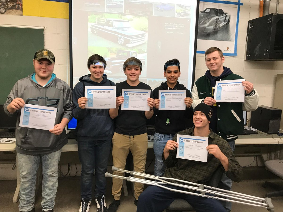 Tweet ase hashtag ase on worldnewstweets congratulations to our auto students who earned their ase certification today acsmovingforwardpicitterc8toc888jp xflitez Images