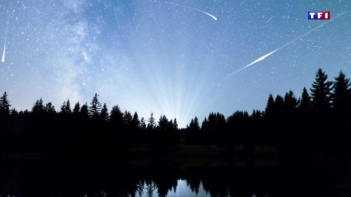 VIDÉO - La 'plus belle pluie d'étoiles filantes', c'est cette nuit : les conseils d'un expert pour profiter du spectacle https://t.co/fGswHPK3HK