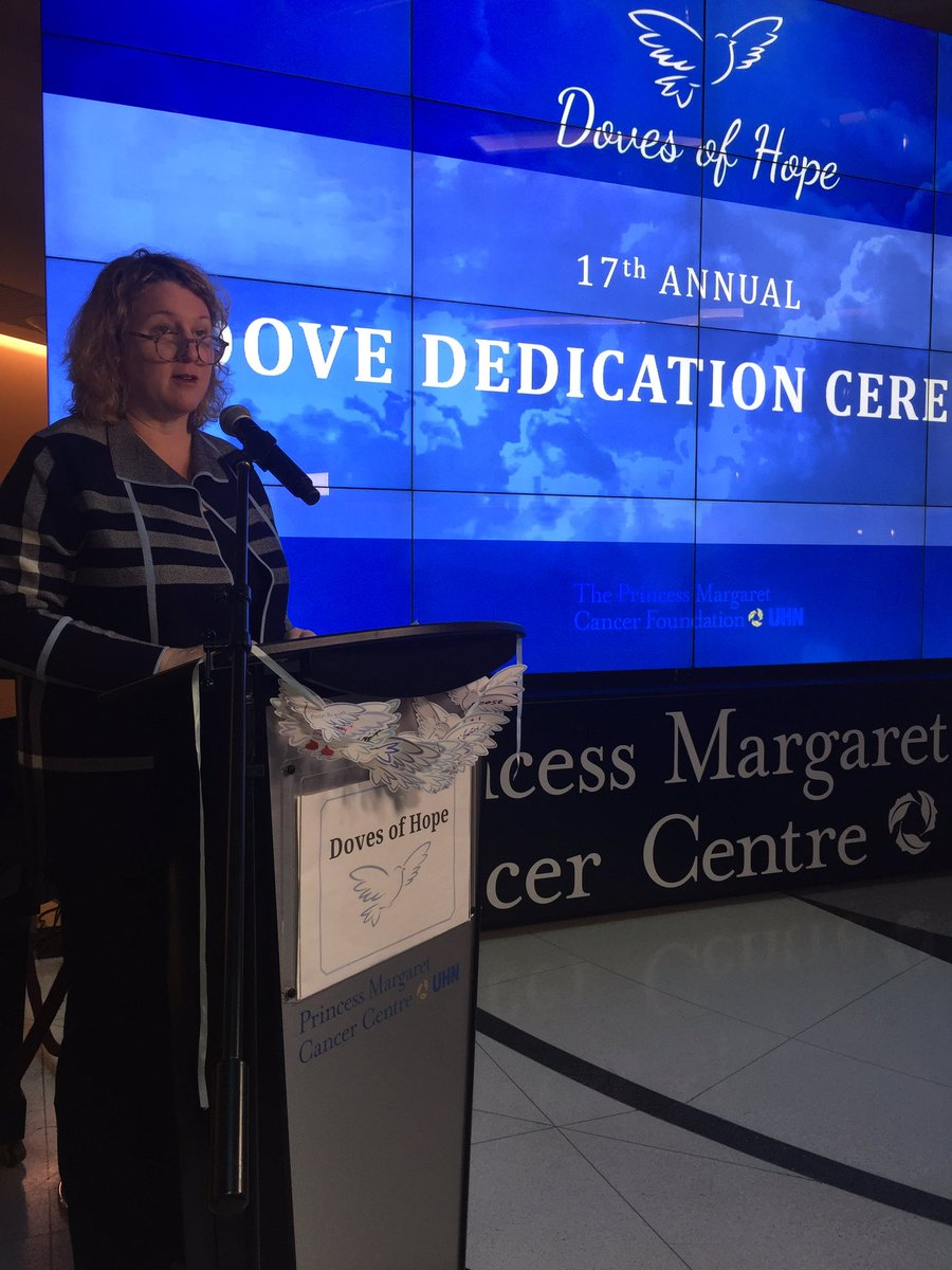 Princess margaret cf on twitter the 17th annual dove dedication each dove hanging in the cancer centre is a symbol of hope for those touched by cancer donate today at httpdovesofhope dovesofhope lethopefly biocorpaavc Images