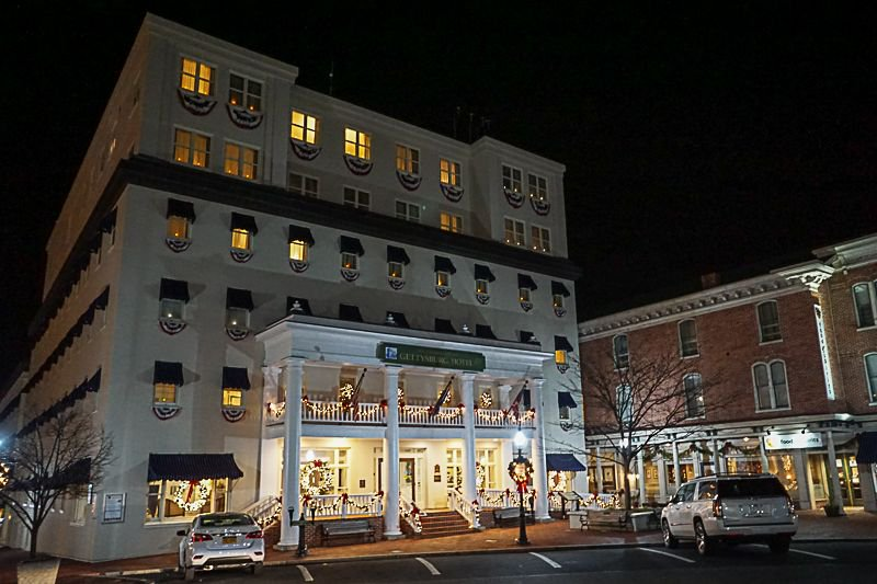Gettysburg Hotel Modern Historic Charm In The Heart Of Downtown Gettysburginspired Gettysburghotel Https Buff Ly 2nvqi77 Via