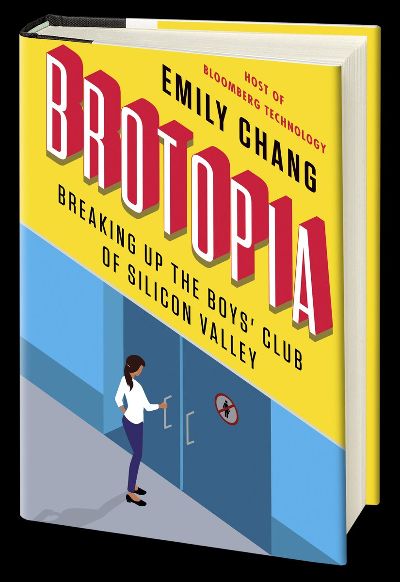 """I've been working on a book about women in tech for the last two years — Lookout for """"Brotopia: Breaking Up the Boys' Club of Silicon Valley"""" on February 6, 2018! https://t.co/pvok8B5RGz"""