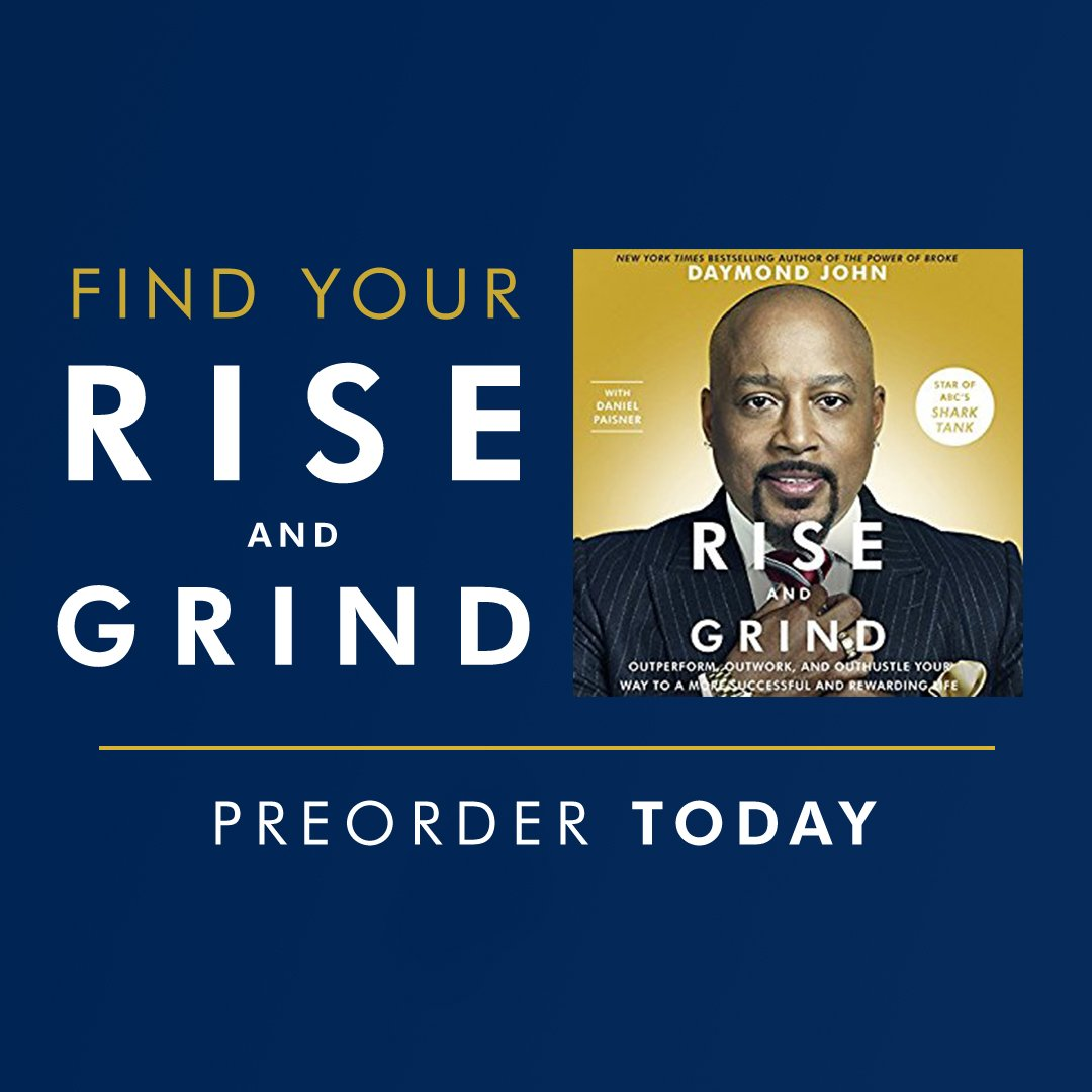 You've all been asking, so here it is. Happy to announce that my new book #RiseAndGrind will be featured on @audible_com. Pre-order it here: https://t.co/xUpeQoQsrw