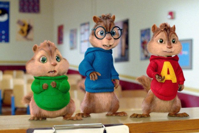 Alvin, Simon and Theodore are searching for a new home. Tune in at 7PM ET to check out their adventure in Alvin and The Chipmunks!