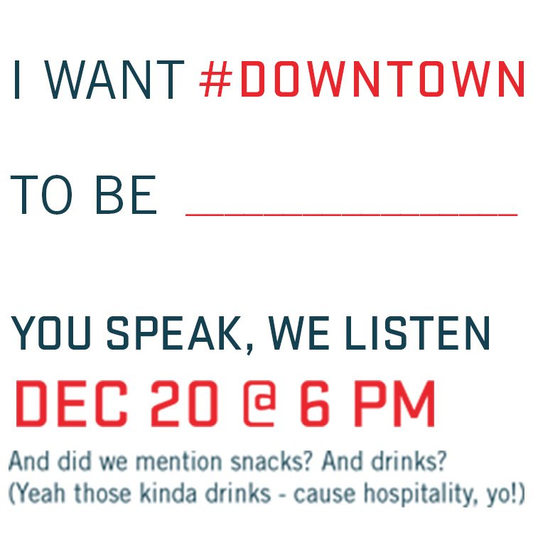 Post office cowork on twitter are you a part of the downtown how can it be a place where you can see yourself where downtown can be what you want it to be you speak well listen solutioingenieria Choice Image