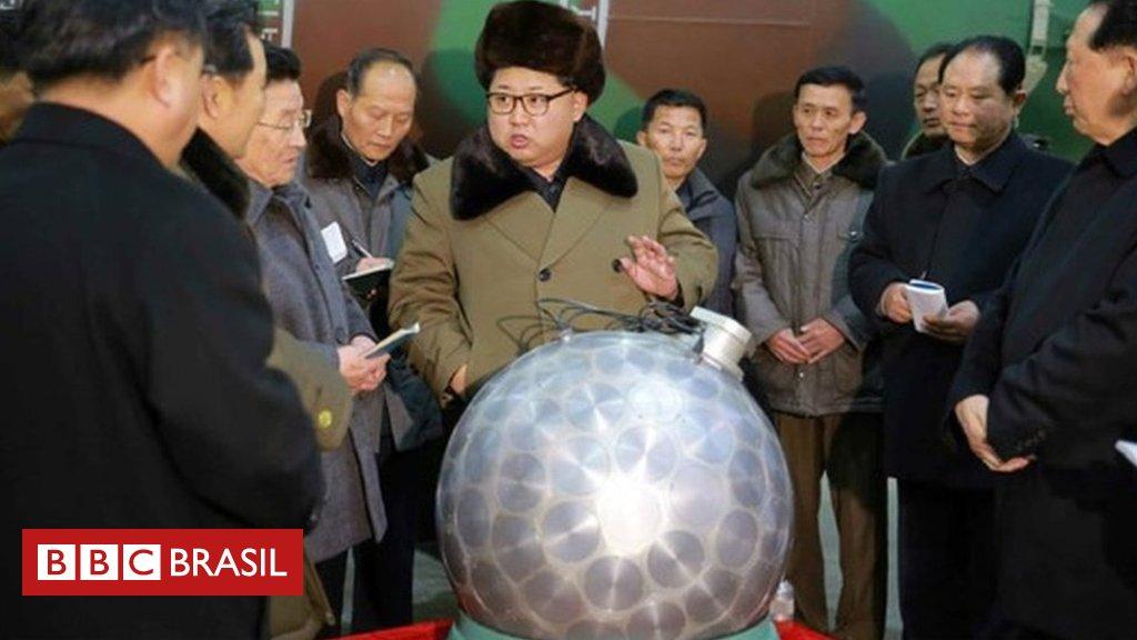 O que faz teste nuclear da Coreia do Norte ainda produzir tremores de terra, meses depois? https://t.co/La0sV60uJV