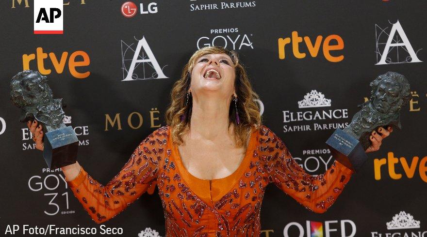 Lista completa de nominados a los #PremiosGoya, en su 32da edición  https://t.co/7SyKWG68Z4