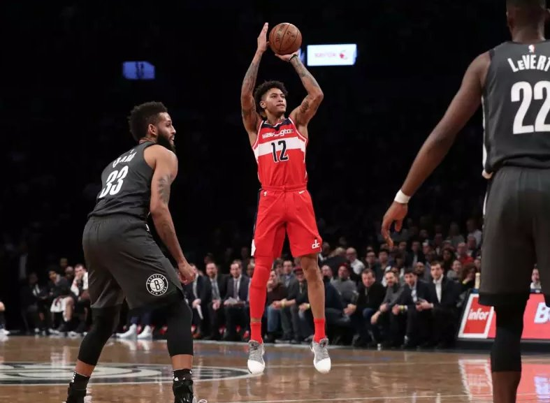 An Important Moment In Nba History Kelly Oubre Jr Rocks The Supreme