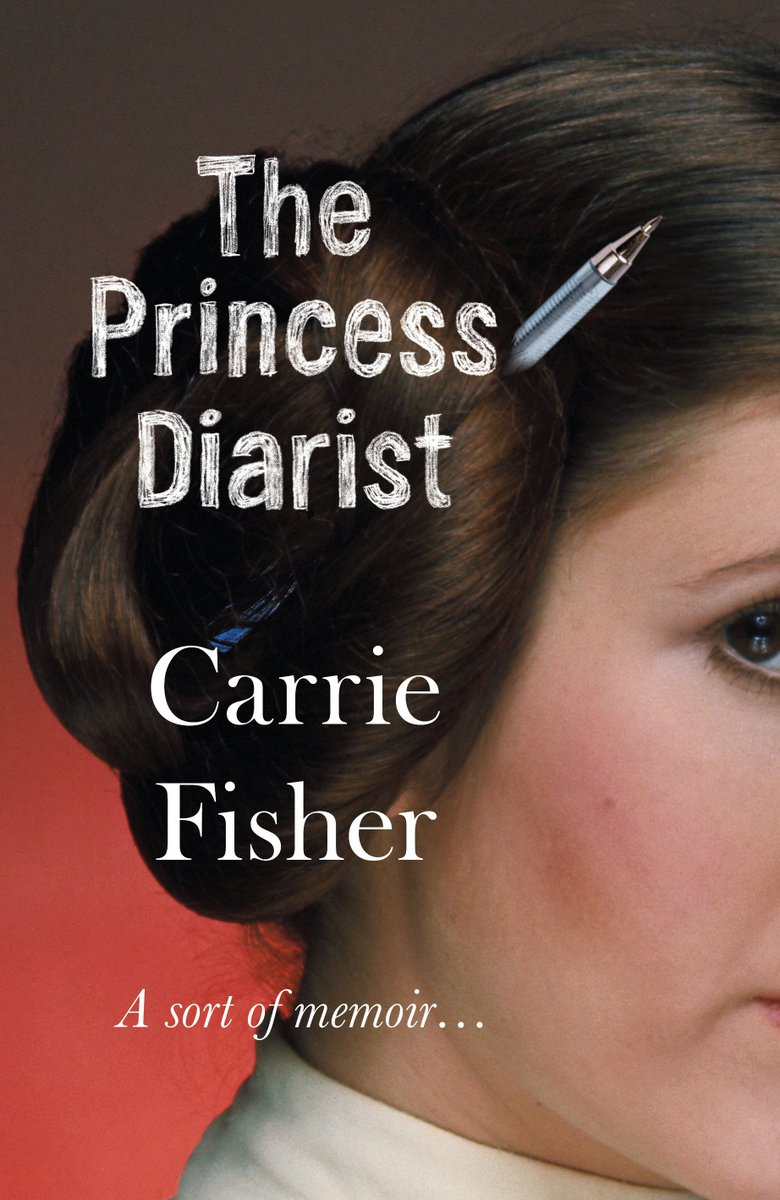 The Princess Diarist reveals the journals Carrie Fisher kept during the filming of Star Wars – this is an intimate recollection of life behind the scenes on one of the most famous film sets of all time. https://t.co/2bR2EKGfUJ