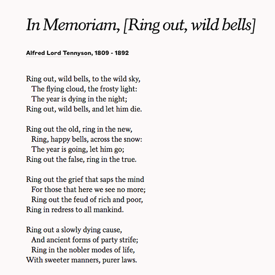 an analysis of in memoriam ahh a poem by alfred lord tennyson Read the full text of in memoriam, as well as a summary of the full poem, here the eve of christmas (from in memoriam ahh) track info in memoriam ahh alfred, lord tennyson.