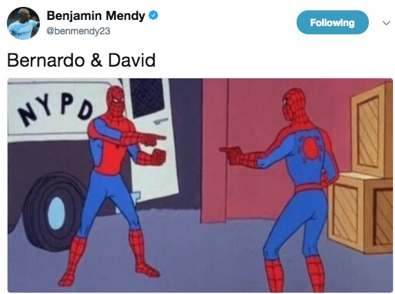 🦈 😂 Another gem from Mendy...  #SWAMCI...