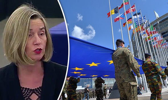 EU ARMY: Eurocrat hails 'HISTORIC' treaty - but calls for EVEN GREATER defence build up https://t.co/sE58ML2ENR