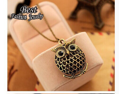 Owl lovers - Cute Owl necklace 3 day SALE - see it here =&gt; http:// bit.ly/2z9ZdFo  &nbsp;   #fashionjewelry #necklace #pendant #Owl #owlnecklace #jewelry <br>http://pic.twitter.com/p9yCNIwWhn