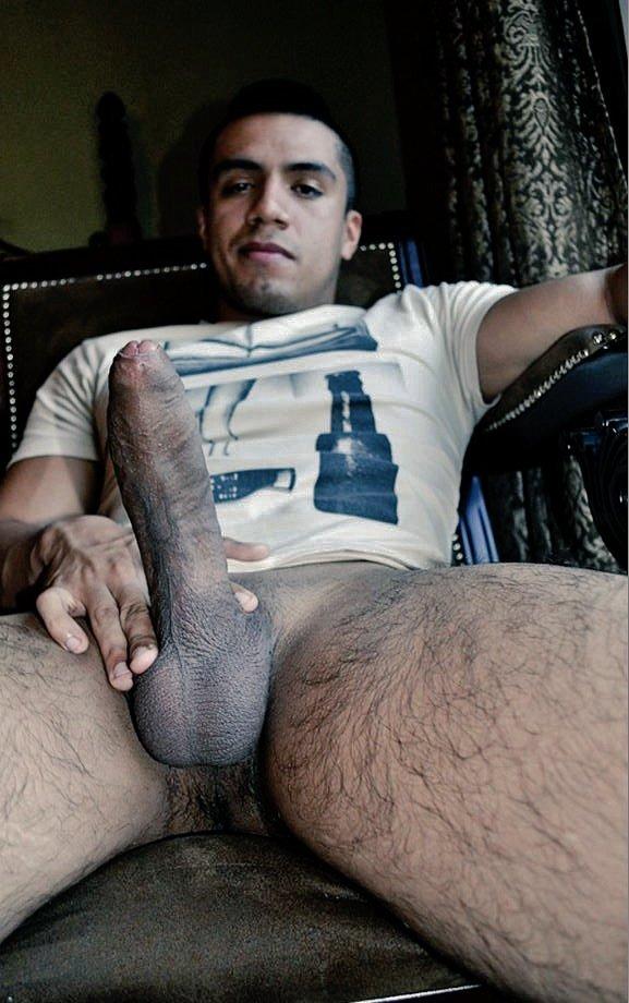 Dick latino