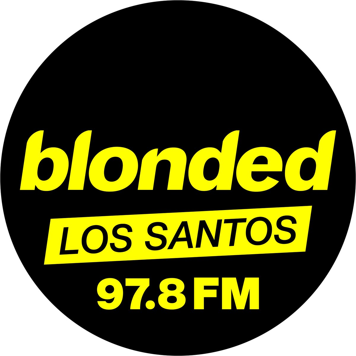 A taste of the new GTAV radio station: blonded Los Santos 97.8 https://t.co/0mgPRhODmY  Hosted by Frank Ocean + Vegyn, Roof Access and Fed  Savory soul, hip-hop and deep cuts Feat. SWV, Chief Keef, Todd Rundgren, Curtis Mayfield, Aphex Twin, JME, Jay-Z, Migos, Marvin Gaye & more.
