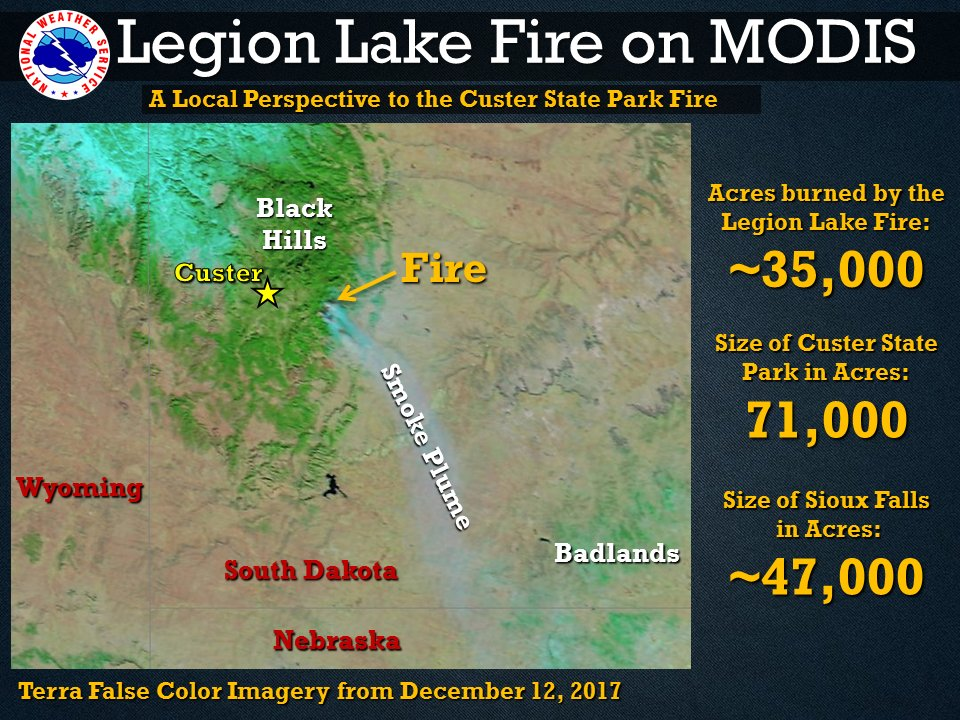 Legion Lake Fire 100 Percent Contained