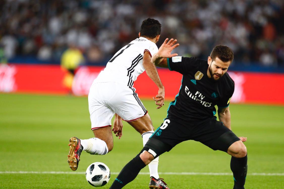 هدف الجزيرة الملغي فى ريال مدريد بداعي التسلل