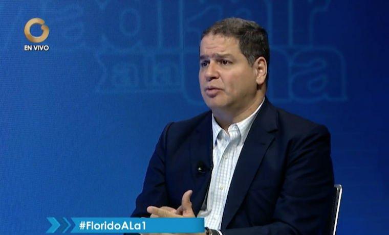 Florido aseguró que la oposición no firmará un acuerdo que no beneficie al país https://t.co/Oq9nnIPTxl  https://t.co/UI8tFUwat7