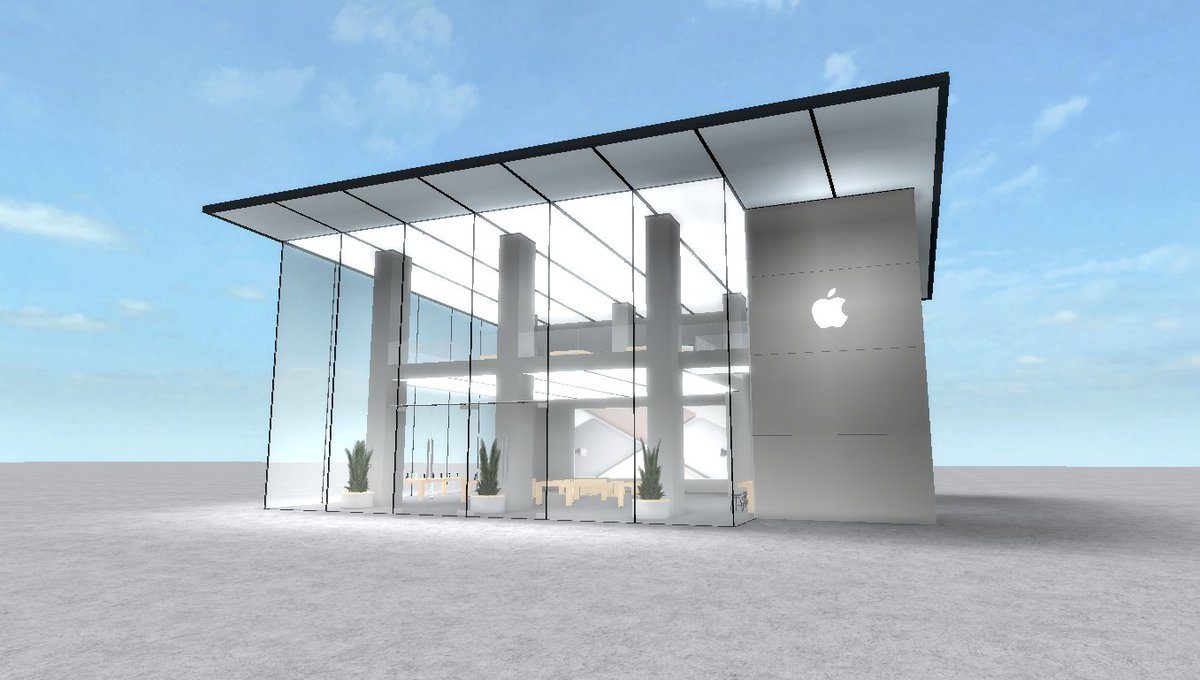 Buildworld Roblox Thisfall On Twitter Made An Apple Store No Unions So Far Since I Built It At Buildworld You May See This In A Future Game Roblox Robloxdev Madewithf3x Thef3xteam Https T Co Fo7t5qo8sc