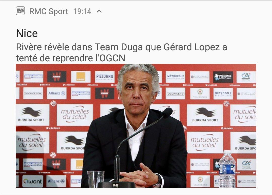 RT @KingPoobZ: #Lopez il a tenter de carotter toute la Ligue 1 avant de réussir au #LOSC  😂 https://t.co/WzpHLMAqhX