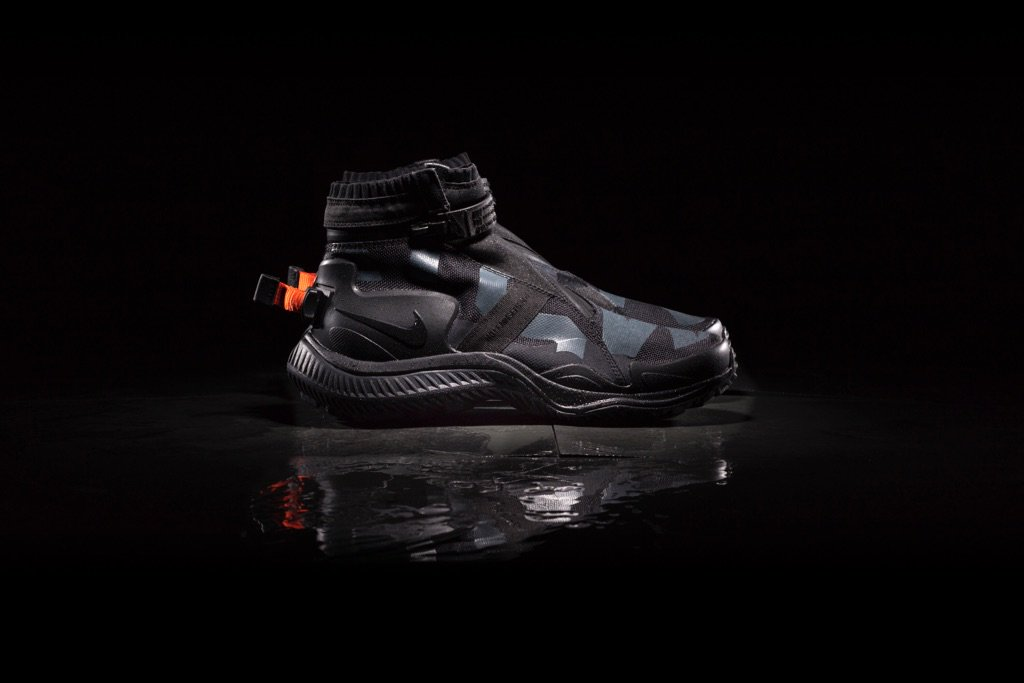 new concept 7a255 21c2b NikeLab x Gyakusou Gaiter Boot (Black) is now available in our New York  location  cncpts  nikelab  gyakusoupic.twitter.com 1RpLC2vpRp