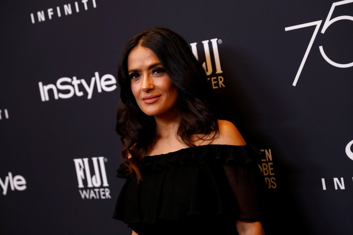 'In his eyes, I was not an artist. I wasn't even a person. I was a thing: not a nobody, but a body.'  Salma Hayek recounts her experience with Harvey Weinstein in a powerful op-ed. He'd threatened to shut down 'Frida' if she did not comply. https://t.co/hLVu7haIi1