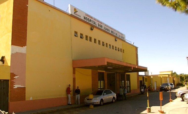 Nuevas autoridades denunciaron recibir Hospital Sor Juana Inés en pésimas condiciones https://t.co/7lndNZUje9  https://t.co/nmoKhrDeYd