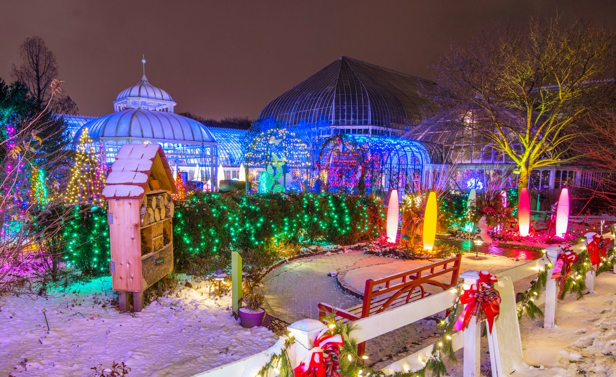Phipps Conservatory Christmas 2019.Phipps Conservatory And Botanical Gardens On Twitter The